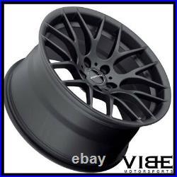 18 Avant Garde M359 Black Concave Wheels Rims Fits Bmw E90 M3 Sedan