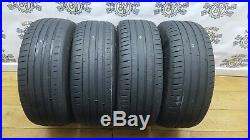 19 5x112 Directional Alloy Wheels Matt Black, Gold, Audi, Vw, Merc, Vossen