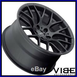 19 Avant Garde M359 Black Concave Wheels Rims Fits Bmw E92 E93 M3 Coupe
