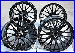 20 Alloy Wheels 20 Inch Cruize 170 MB Matt Black Concave 9x20 5x120 Wheels
