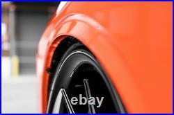 20 Ferrada Fr4 Matte Black Concave Wheels For Mercedes W204 C250 C300 C350