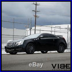 20 Rohana Rc10 Black Concave Wheels Rims Fits Bmw E65 E66 745 750 760