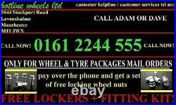 20 Vw t5 t6 Amrok Alloy Wheels sportline 2 Matt black polished edge 20 alloys