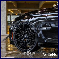 20 Xo Milan Matte Black Concave Wheels Rims Fits Bmw E70 X5
