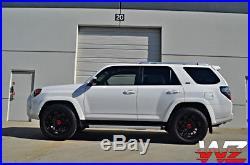 20x9 Matte Black Wheels & Tires Fits TRD Toyota Tacoma Fj Cruiser 4Runner 6x5.5