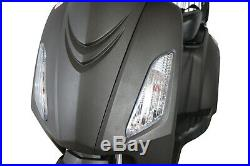 3 Wheeled ELECTRIC MOBILITY SCOOTER 60V100AH 800W Unique Matt Black Green Power