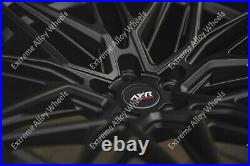 Alloy Wheels 20 05 For Vw T5 T6 T28 T30 T32 Commercially Rated 850kg Wr Black