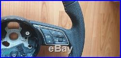 Audi 8W A4 S4 A5 S5 Q2 Q3 Q5 S Line flat bottom steering wheel new model