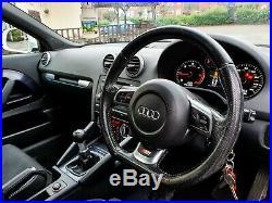 Audi A3 S-Line Black Edition 2.0l TDI Facelift Heated Seats Flat Bottom Wheel