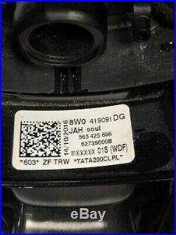 Audi s3 s4 s5 a4 a5 q2 S Line Facelift Flat Bottom Steering Wheel
