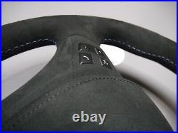 BMW E70 E71 X5 X6 M Exclusive Alcantara Performance Steering Wheel flat bottom