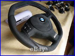 BMW custom Individual steering wheel flat bottom thick E46 E38 E39 E53 M3 M5