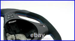 BMW custom steering wheel M Sports flat bottom E90 E92 E81 E82 E88 E91 E93 E87