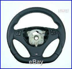 BMW custom steering wheel flat bottom thick M E91 E92 E82 E90 E87 E93 E88 E81