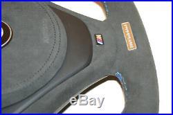 BMW flat thick customized OEM steering wheel E90 M E92 E93 E87 E82 E88 E81 M1 M3