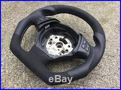 Bmw M3 E81 E82 E90 E91 E92 E93 New Flat Bottom Custom Made Steering Wheel