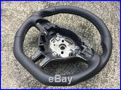 Bmw M3 M5 X5 E39 E46 New Custom Made Flat Bottom Steering Wheel