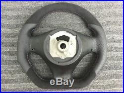 Bmw M3 M Sport E82 E87 E90 E91 E92 E93 Flat Bottom Custom Made Steering Wheel