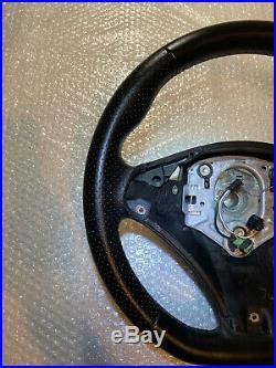 Bmw X5 X6 E70 E71 M Sport Dct Paddle Custom Made Flat Bottom Steering Wheel