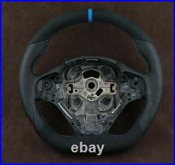 Bmw custom steering wheel flat bottom M Sport Performance F30 F31 F20 F22 F23