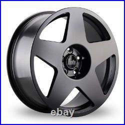 Bola B10 Alloy Wheels 17 Matt Black 5x100, 5x108, 5x110, 5x112, 5x114, 5x120