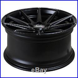 Bola Csr Alloy Wheels Matte Black 18x8 18x9 5x100 5x108 5x110 5x112 5x114