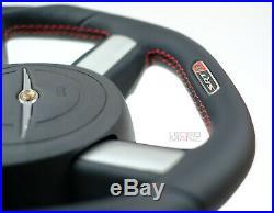 Chrysler 300c Magnum Charger custom steering wheel Flat bottom Challenger SRT8