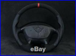 Corvette C5 Custom Steering Wheel Customized 1997-2004 Flat Bottom D Shaped Z06