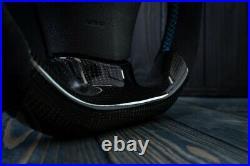 Corvette C6 Custom Steering Wheel Carbon 2006-2013 Flat Bottom D Shaped ZR1