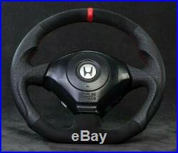 Custom flat bottom steering wheel Honda s2k S2000 AP1 AP2 2001-2009