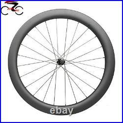 DT Swiss 240 Sapim Carbon Wheel 50mm Clincher Road Bike 700C QR Disc Brake MATT
