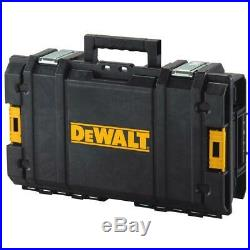 Dewalt Rolling Toolbox on Wheels Travel Storage Chest Organizer 3 pc ToughSystem