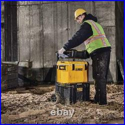 Dewalt Toughsystem 2 DS450 Rolling Mobile Tool Storage Box Trolley DS400 + DS166