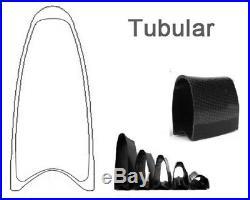 Disc Brake Carbon Wheels Clincher Tubular Cyclocross Bike Wheelset 700C 3k matte