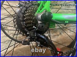 Electric Mountain Bike E Bike 27.5 Wheels Front Suspension + Mak Aluminium Frame
