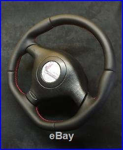 FLAT BOTTOM Steering Wheel VW GOLF MK4 BORA PASSAT SEAT LEON SKODA OCTAVIA