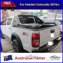 Fender Flares Matt Black Fender Flare Wheel Arch for Holden Colorado 2016-2019