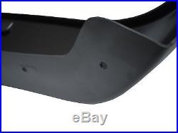 Fender Flares Matte Black ABS Wide Body Wheel Arches Set for VW Amarok (2017 on)