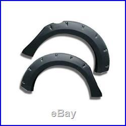 Fender Flares Wheel Arch Matte Black With Nuts Fit Mitsubishi Triton L200 MQ 15+