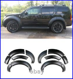 Fender flares for Nissan Pathfinder 04-13 R51 Wheel Arch Extensions Extenders