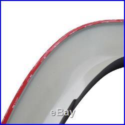 Fit 15+ Toyota Hilux SR5 M 80 70 Fender Flares Wheel Arch Matt Black 45