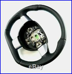 Flat Bottom Steering Wheel For Ford Focus St Rs! // R8 Style