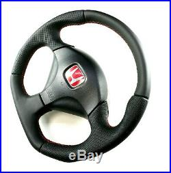 Flat Bottom Steering Wheel Honda Acura CIVIC Sport Type R VII Gen. S2000