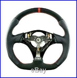 Flat Bottom Steering Wheel Toyota Supra Mr2 Celica Levin Full Reshaped