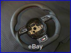 Flat bottom multi steering wheel Audi A3, S3, A4, S4, A5, S5, A6, S6