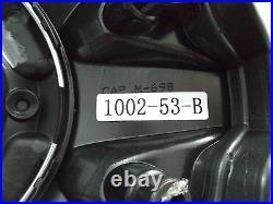 Fuel Offroad Flat Black Wheel Center Cap # 1002-53B (1 CAP) NEW 8-Lug