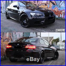 GTC Wheels GT-CS 19 Staggered Matte Black BMW E9X M3 / 1M Fitment