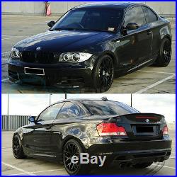 GTC Wheels GT-CX 18 Staggered Matte Black BMW 1 E82 / E88 / E87 123 125 130 135