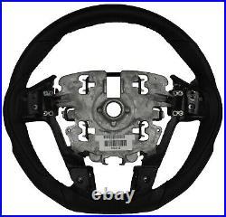 Genuine Holden HSV GTS Walkinshaw VE WM Leather Steering Wheel Flat Bottom Suit