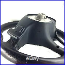 Genuine Mercedes W204 AMG paddle shift steering wheel complete with airbag. 1A